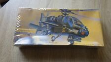 Maquette HASEGAWA 808 HELICOPTER Hughes AH-64A Apache 1:72