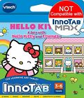 VTech InnoTab Learning Software Hello Kitty 80-231100 3417762311003 Ages 3-6