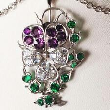 Necklace Silver Necklace/Choker Victorian Fine Jewellery