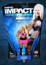 ANGELINA LOVE IMPACT WRESTLING TNA CLASSIC SEXY DIVA CHAMPION WWE WOMAN WRESTLER