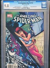 Amazing Spiderman 52 Spider-man CGC 9.8 J Scott Campbell