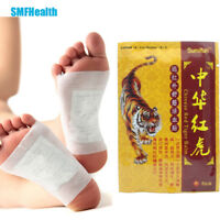 6Pcs Herbal Detox Foot Pad Patch+ 24Pcs Cervical Spondylosis Pain Plaster D0987