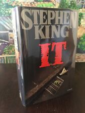 Stephen King IT TRUE First Edition $22.95 VIKING