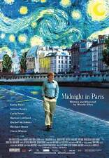 """MIDNIGHT IN PARIS Movie Poster [Licensed-NEW-USA] 27x40"""" Theater Size"""