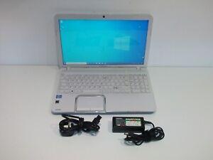 "Toshiba L850-1V0 15.6"" Laptop Intel Core i3-3120M 2.50Ghz 4GB RAM 1TB HDD Win10"