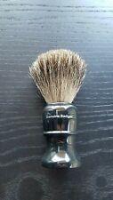 The Art of Shaving Fine Badger Shaving Brush Black - New WOB