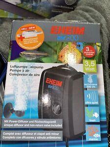 EHEIM Air200 3.5W Fresh/Marine Airpump 3702090 #0050