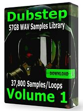 37,800+ Dubstep Samples Wav Loops Dubstep Volume 1 Drums Synths Bass Arps Subs