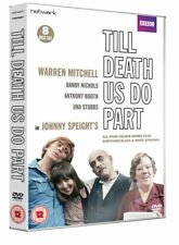 TILL DEATH US DO PART  series box set. Warren Mitchell. 8 discs. New sealed DVD.