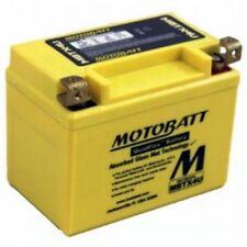 New MotoBatt MBTX4U 12V AGM Sealed Lead Acid YB4L-B Replacement Sport Battery