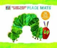 World of Eric Carle The Very Hungry Caterpillar Place Mats 9781452116655