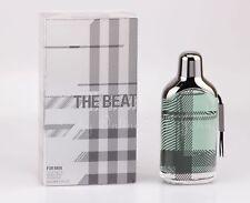 Burberry - The Beat pour Hommes - 100 Ml Edt Eau de Toilette