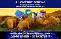 Electric Fence Repairs, Rutland, Hotline, Gallagher, Electric Shepherd