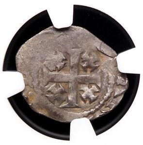 ENGLAND. Henry II. 1154-1180. AR Penny, Tealby type, NGC VF