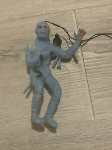 vintage MUMMY monster rubber jiggler