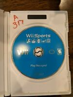 Wii Sports (Nintendo Wii, 2006) - Game Disc Only