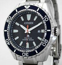 Citizen ECO-DRIVE PROMASTER DIVER'S 200M  ISO 6425 Taucheruhr BN0191-80L