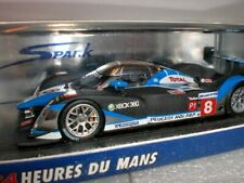 Spark 1289 - Peugeot 908 HDI FAP LM 2009 #8 - 1:43 Made in China