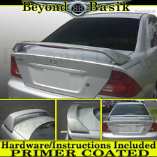 2001 2002 2003 2004 2005 Honda Civic 2D HIGH Factory Style Spoiler w/LED PRIMER