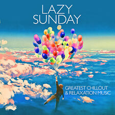 CD Lazy sunday Greatest Chillout and relaxation Music