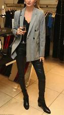 LK Bennett Dune Check Blazer/Jacket,Wool Blend,Discover 3 Ways to Style, UK 10