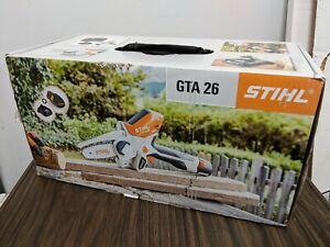 STIHL - GTA 26 HAND CHAINSAW BATTERY GARDEN PRUNER | Same Day Shipping