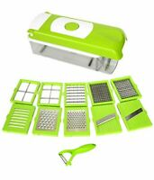 11 in 1 Multi Function Vegetable And Fruits Cutter, Slicer, Dicer, Grater, Chopp