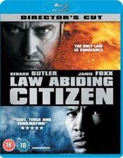LAW ABIDING CITIZEN - BLU RAY - NEW / SEALED - UK STOCK