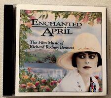 Enchanted April: The Film Music of Richard Rodney Bennett CD 1992