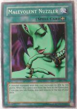 YU-GI-OH SYE-036 Malevolent Nuzzler STARTER DECK YUGI EVOLUTION mint/near mint