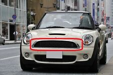 MINI NEW GENUINE COOPER S R55 R56 R57 TILL 2011/03 FRONT GRILL BLACK 7188624
