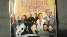 COMPILATION - DAS GROSSE FESTIVAL DER HITS 2003. SEALED CD