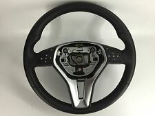 Mercedes Benz E C CLS W218 W212 W204 W207 Steering wheel SPORT good condition