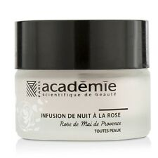 Academie Aromatherapie Night Infusion Rose Cream (Unboxed) 30ml Moisturizers