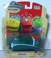 Chuggington Wooden Railway Olwin (Last 2) DISCOUNTED