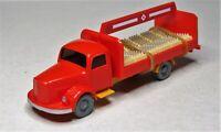 Wiking 1:87 Mercedes Benz L 3500 Getränkewagen - Sonderfarbe orangerot - PMS WVM