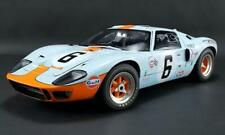 1/12 Ickx & Oliver #6 1969 Gulf GT40 MK I Le Mans 24 Win  - Acme Masterpiece