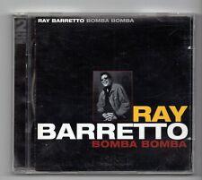(JE660) Ray Barretto, Bomba Bomba - 2000 double CD