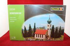 Faller 232271 Spur N Stadtkirche Bausatz 156 x 82 x 215 mm/NEU/OVP