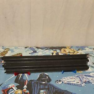 """Aurora AFX Tomy 15"""" Straight 381MM Genuine Slot Car Track Piece 503346"""