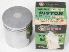 1 NOS Genuine Yamaha YDS2 250 Piston STANDARD Bore OEM 150-11631-00 NEW 55.96