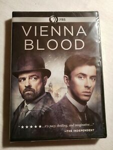 VIENNA BLOOD New Sealed DVD Complete First Season Free S&H