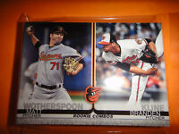 ORIOLES COMPLETE TEAM SET, SERIES 1, 2 & UPDATE (33 CARDS), 2019 TOPPS BASEBALL