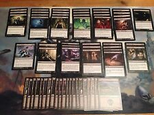 Mono Black Vampire Deck - Elite - MTG Magic the Gathering - Ready to Play!!!