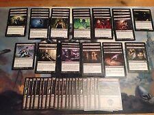 Mono Black Vampire Deck - Elite - MTG Magic the Gathering - Ready to Play!!!