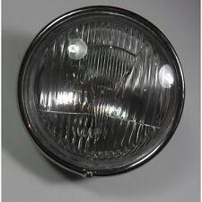 Honda C50, C70, C90 Headlight Beam & Chrome Rim Complete