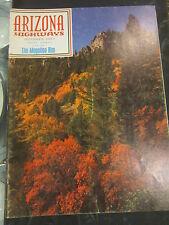 Arizona Highways Magazine October 1967