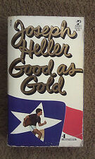 Good as Gold by Joseph Heller (1979, Paperback) by the author of Catch 22