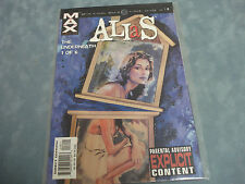 ALIAS #16 MARVEL MAX COMIC Brian Michael Bendis Michael Gaydos Jessica Jones