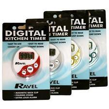 Digital Kitchen Timer Su & giù opzione NUOVO